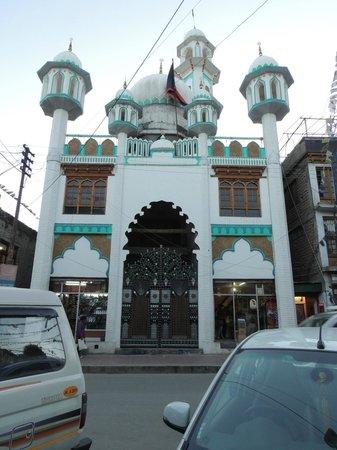 Jama Masjid - Leh : Jama Masjid