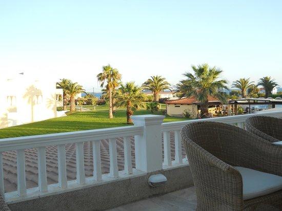 Cephalonia Palace Hotel: view from the main bar balcony