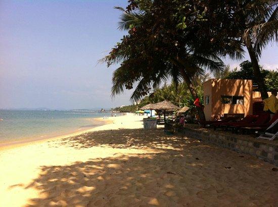 Kim Hoa Resort: PLAGE