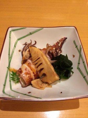 Sushi Chikuzan Marunouchi