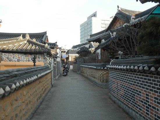 Last Minute Hotels in Jeonju