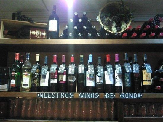 Bodeguita El Coto: nuestros vinos de ronda