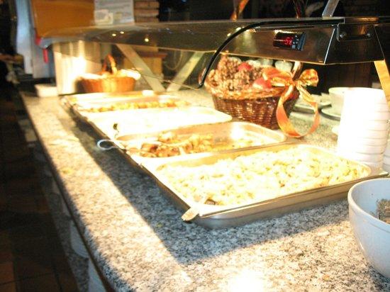 Hotel Rialto: breakfast