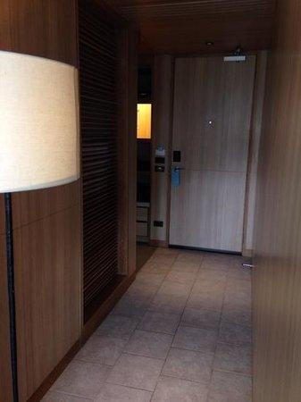 Nap Patong: Zimmereingang