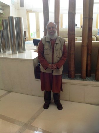 The Park Chennai: High privileged to have a very iconic Indian artist Mr. Shuvaprasanna Bhattacharya stayed wit us