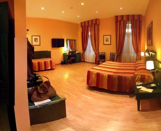 Bologna Hotel Pisa : Room 107