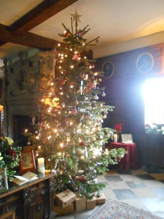 Baddesley Clinton: Christmas Tree