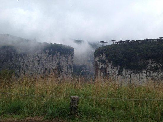 Itaimbezinho Canyon: Viração