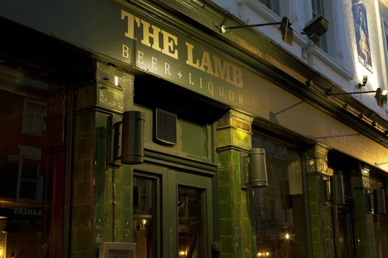 The Lamb Beer & Liquor