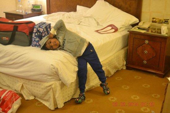 Jood Palace Hotel Dubai : Room