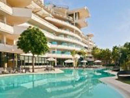 Senator Banus Spa Hotel : Fachada