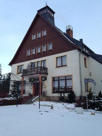 Buehlhaus: Hotel und Restaurant Bühlhaus, Eibenstock, Germany