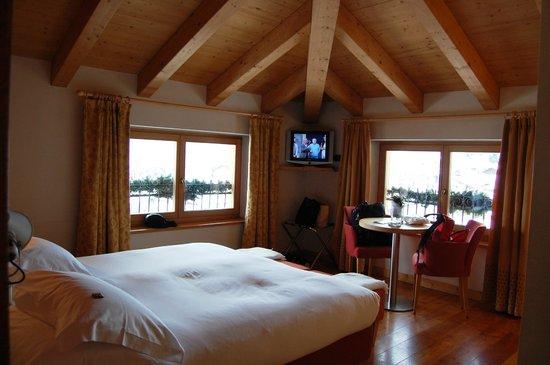 Hotel Meuble Sertorelli Reit: la stanza