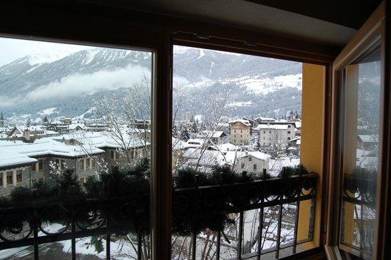 Hotel Meuble Sertorelli Reit: la vista