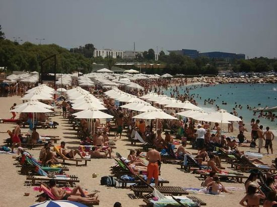 Blue Sea Hotel: Alimos Beach 300m. far