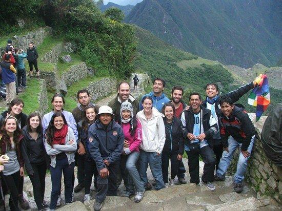 Cusco Explorers: Llegando a Machu Picchu!