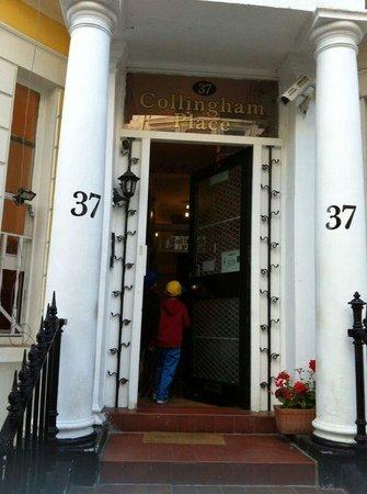 37 Collingham Place London: ago2012