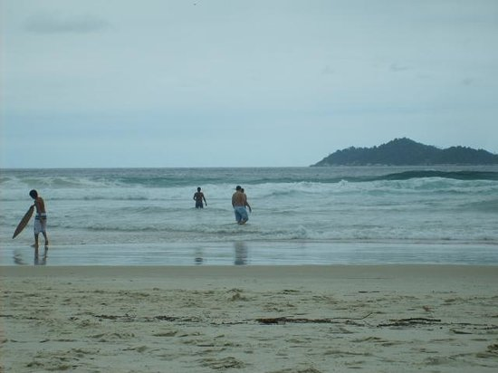 Lopes Mendes Beach: LM