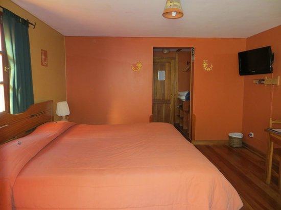 Pakaritampu Hotel : Bedroom