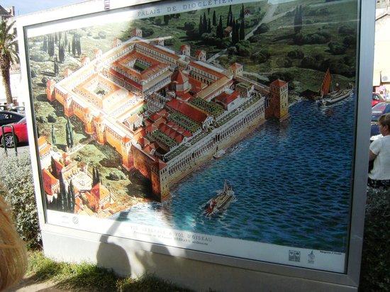 Le Meridien Lav Split: Diocleciano tambem se apaixonou por este mar