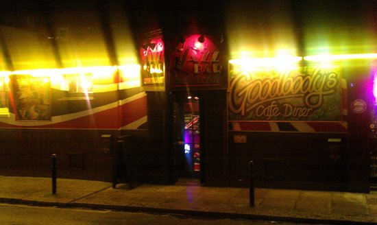 Goodbodys' Jazz Bar