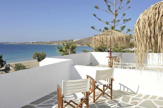 Arokaria Beach Studios: Panoramic Sea View
