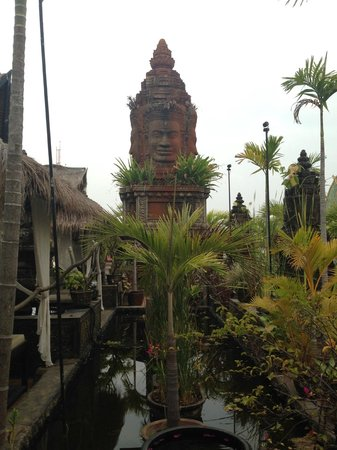 Terrasse des Elephants: Area da piscina