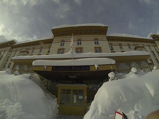 Maloja Palace Hotel : HOTEL