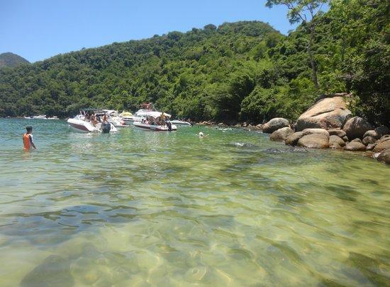 Lagoa Verde, Ilha Grande: Formidável