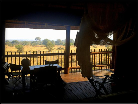 nThambo Tree Camp: nTHAMBO - View from Room