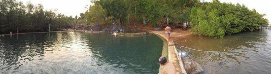 Centro Coron Bed and Breakfast: Maquinit Hot Springs