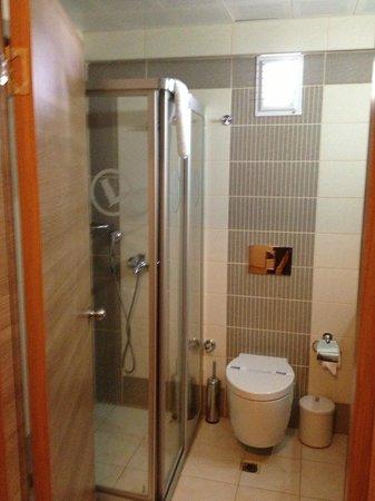 Suite Laguna Apart Hotel: Душевая кабина