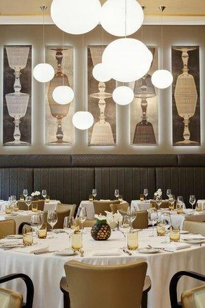 Steigenberger Grandhotel Handelshof: Brasserie