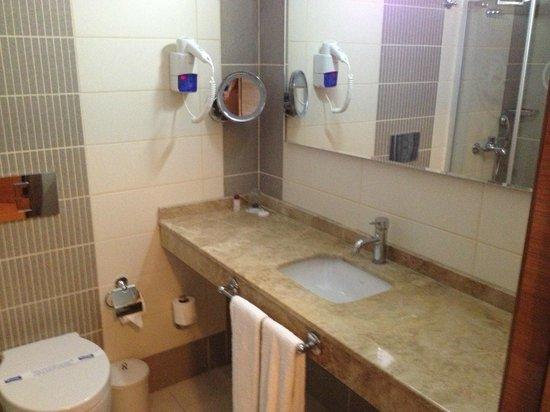 Suite Laguna Apart Hotel: Ванная комната