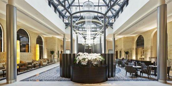 Steigenberger Grandhotel Handelshof: Lobbybar