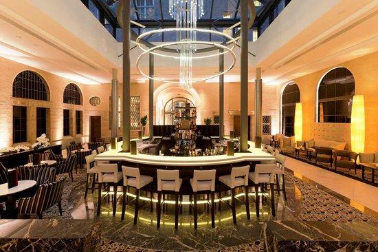 Steigenberger Grandhotel Handelshof: Bar