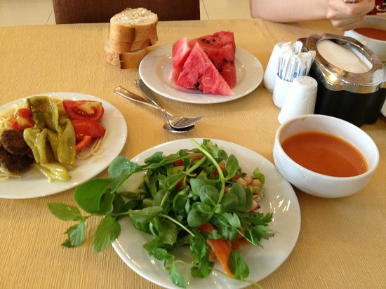 Suite Laguna Apart Hotel: Ужин