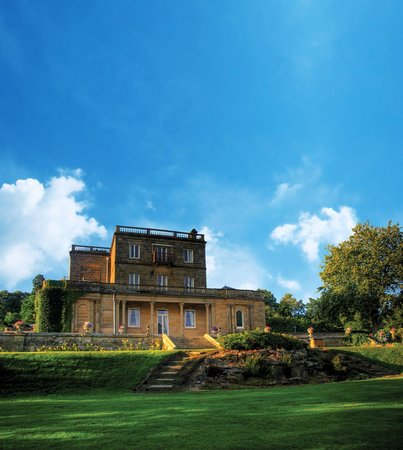 Salomons Estate: A view from the grounds