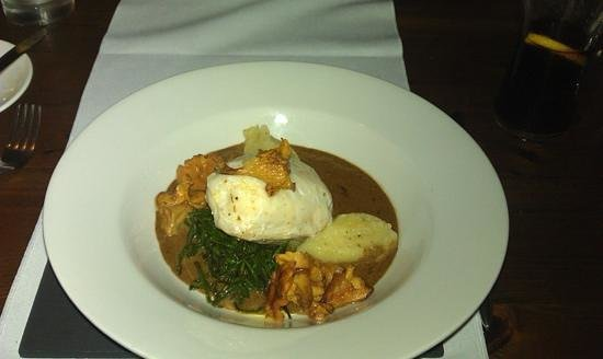 Cassons Restaurant: this was my maincourse..yummy!