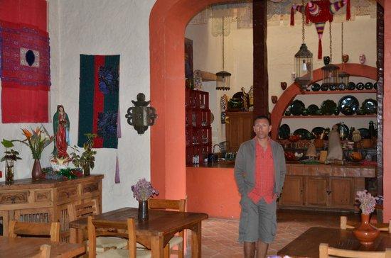 Hotel Casa Encantada: Cuisine