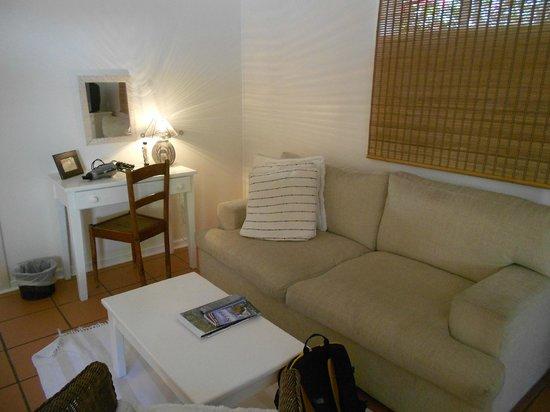 Cuningham's Island Guest House : Sitzecke