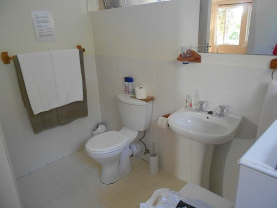 Cuningham's Island Guest House : Bad
