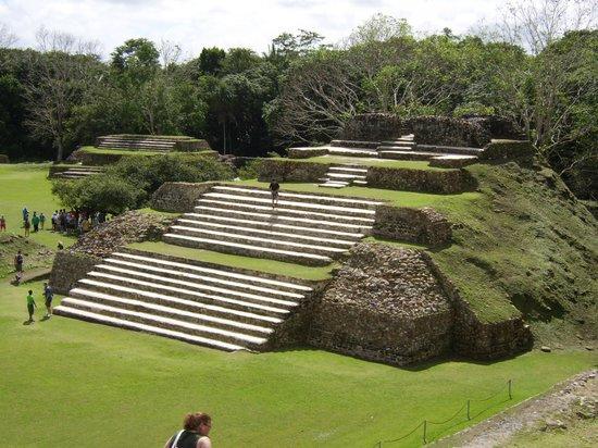 Maya-Ruinen von Altun Ha: Altlun Ha Ruins, Belize