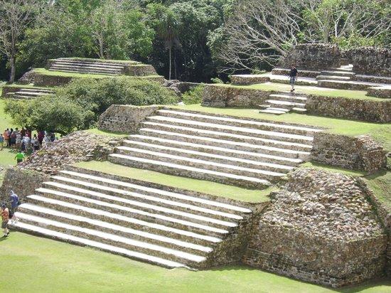 Maya-Ruinen von Altun Ha: Altun Ha Ruins, Belize