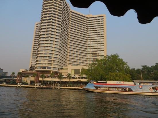 Royal Orchid Sheraton Hotel & Towers: From the river