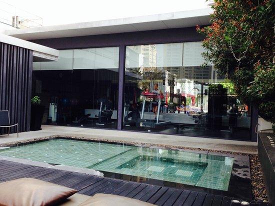Park Plaza Bangkok Soi 18: Fitness