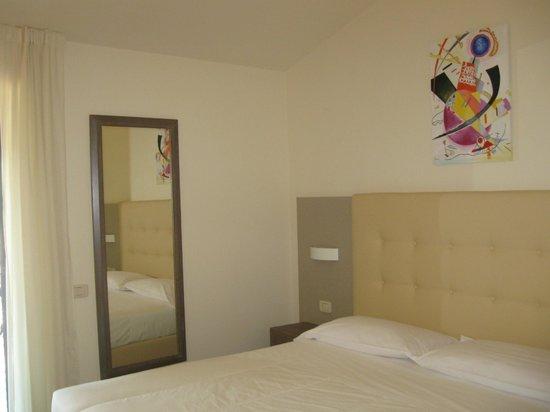 Hotel Belvedere : Camera classica vista lago : eccellente