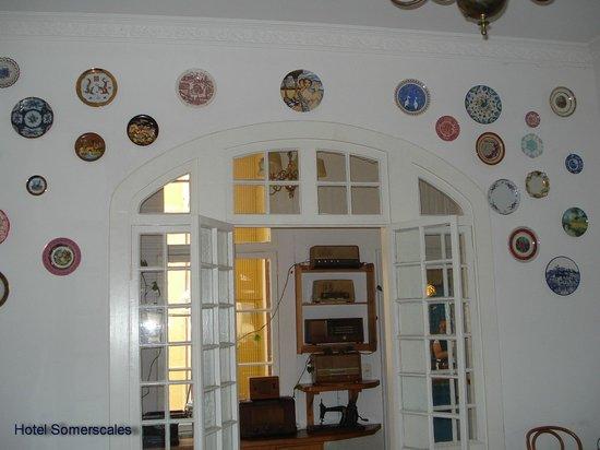 Hotel Casa Thomas Somerscales: Morgenmad-lokalet