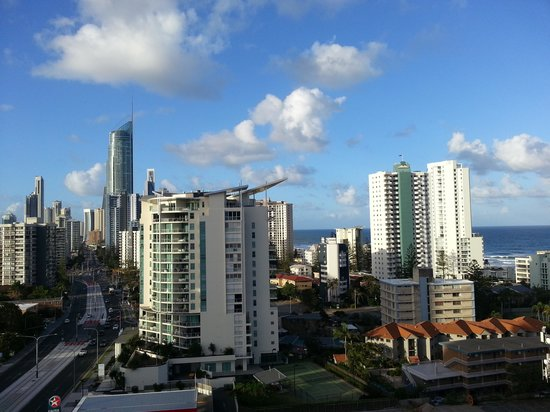 Ipanema Resort Apartments : City view