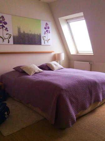 Flower's Boardinghouse Mitte: bed room
